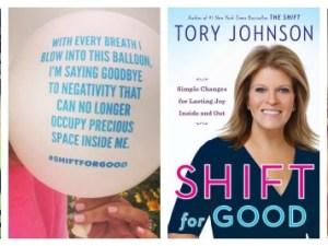 tory johnson shift for good