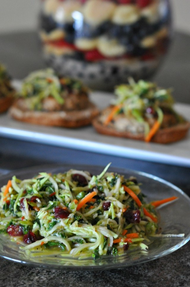 healthy recipe swaps 4th of july coleslaw