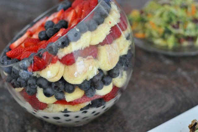 healthy recipe swaps 4th of july trifle back