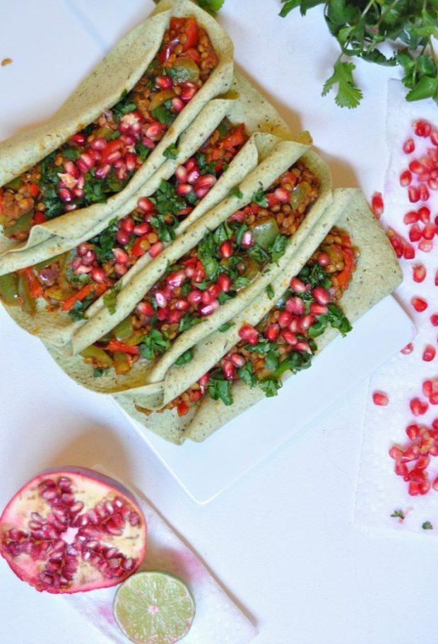 plant-based-pomegranate-tacos
