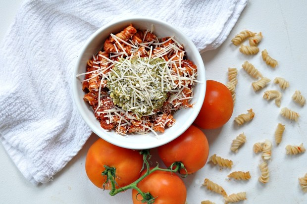 creamy dairy free tomato sauce