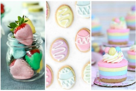 15 healthy easter treats