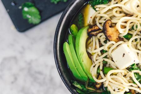 shirataki noodles