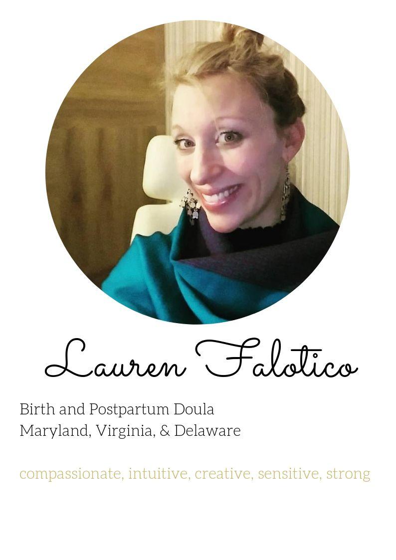 lauren birth doula northern virginia experienced dc