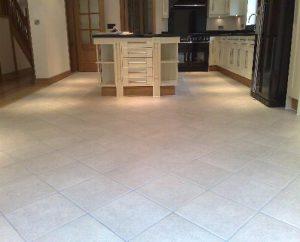 laying tiles diagonally