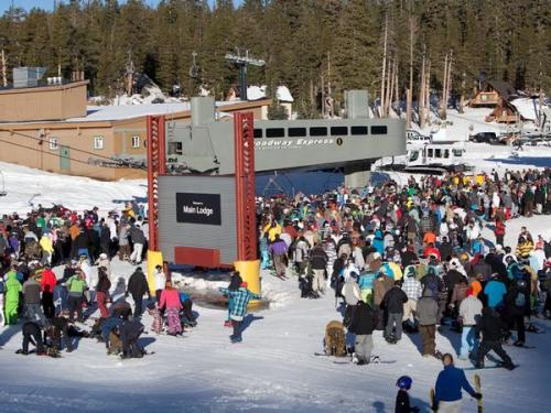 Photo Courtesy of Mammothmountain.com
