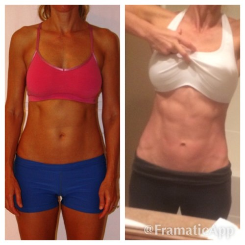 Gretchen Tseng FitQuest Before After IIFYM