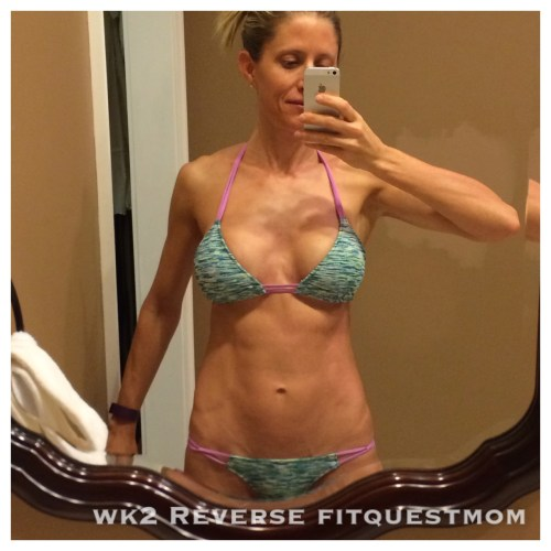 Week 2 11.9.15 Abs Reverse Diet