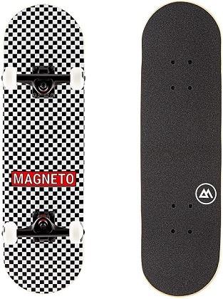 Magneto skateboard for beginners skaters kids