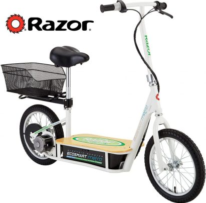 Razor Eco smart commuter electric powered