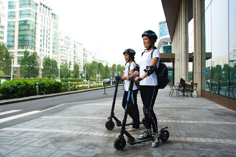 ultimate electric scooter commuter