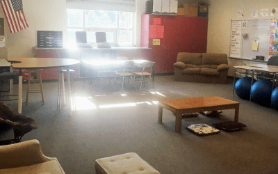 Infusing Yoga and Mindfulness into the Classroom