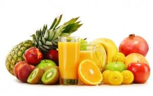 Sucuri naturale din fructe