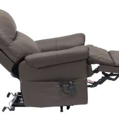 Electric Recliner Sofa Chair Motor Leather Warehouse Uk Lift  Borg Single Balance Mobility