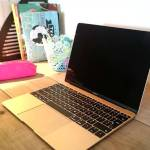 Macbook 12 inch goud