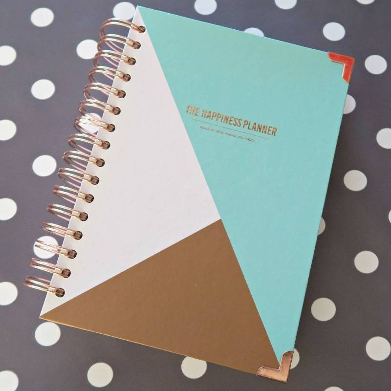 Review: Happiness planner