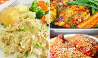 10 Best Crockpot Chicken Recipes For Busy Weeknights