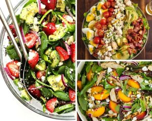 19 Easy & Delicious Summer Salads For Your Next Backyard Barbecue
