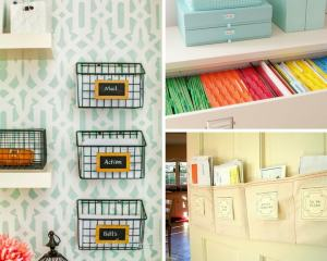 10 Sanity Saving Ways to Organize Your Paper Clutter