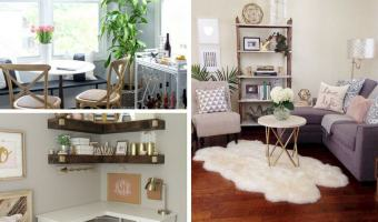 17 Inspiring Apartment Decorating Ideas You'll Want to Copy