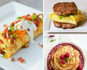 10 Easy Keto Breakfast Recipes to Keep You on Track