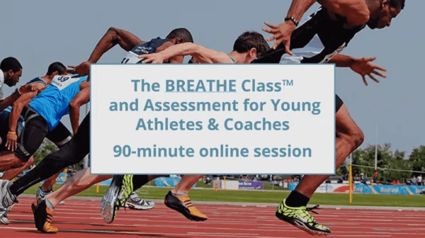 The breathing class for athletes-Stephanie Esser