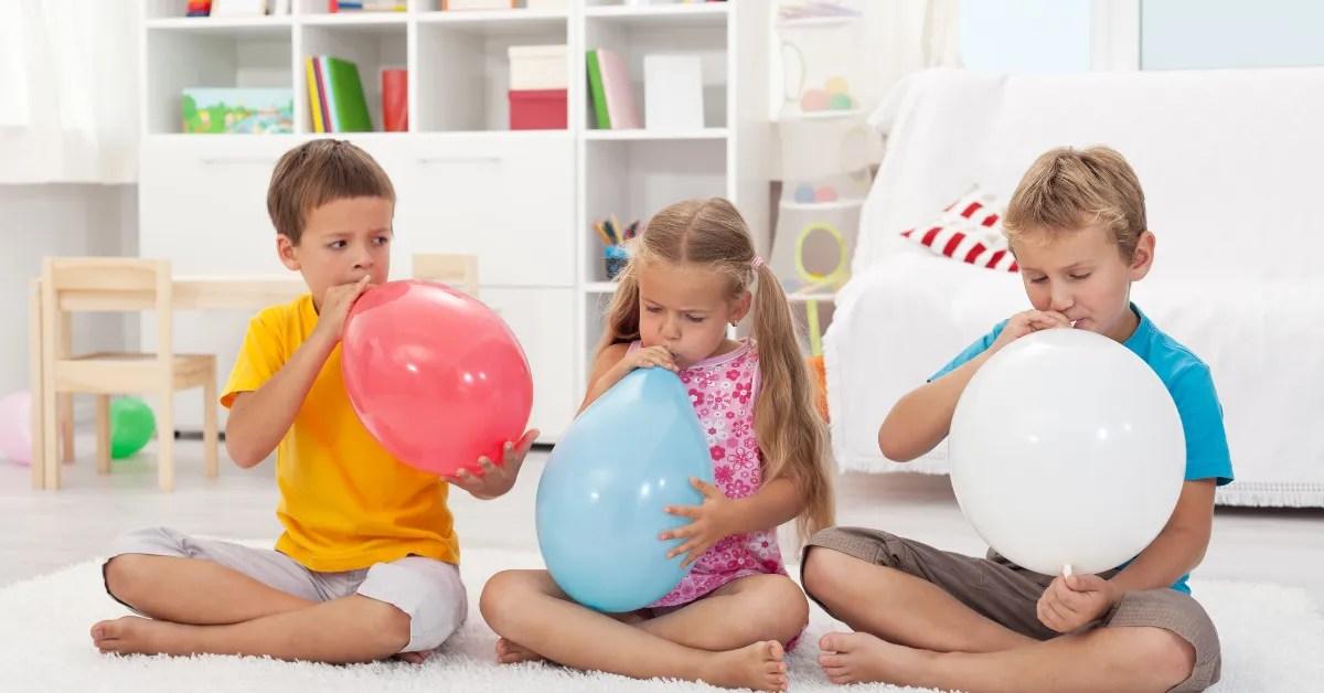 balloon breathing