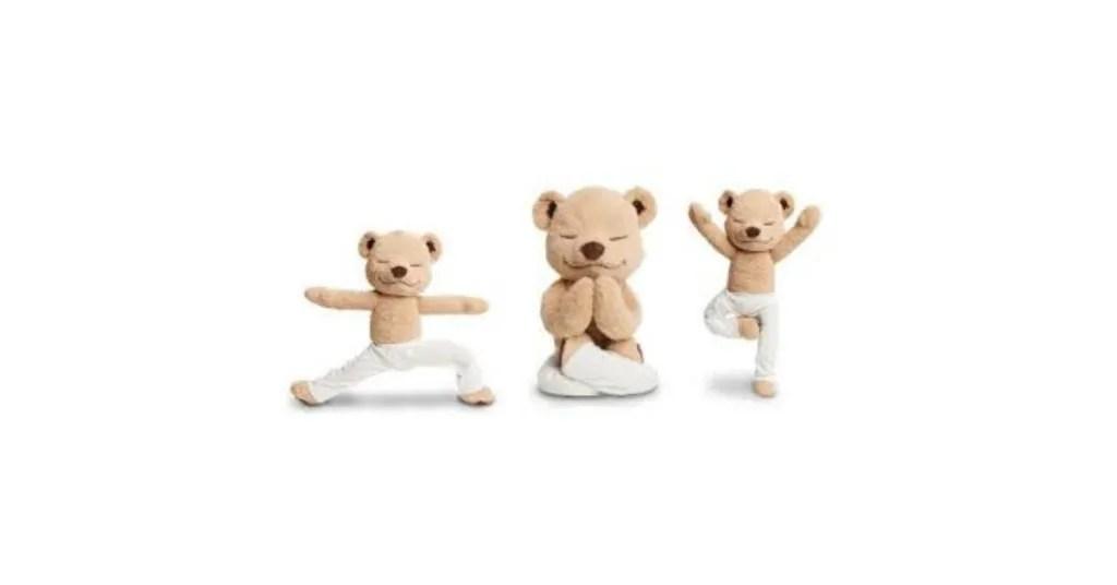 Meddy Teddy Mindfulness Bear
