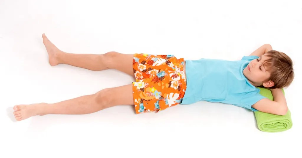 progressive muscle relaxation for kids