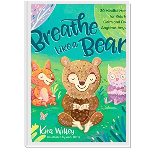breathe like a bear breathwork tools for parents