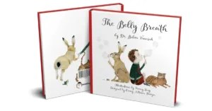 The Belly Breath Book best book for kids