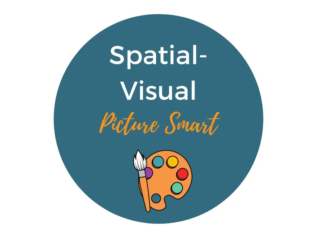 visual-spatial intelligence