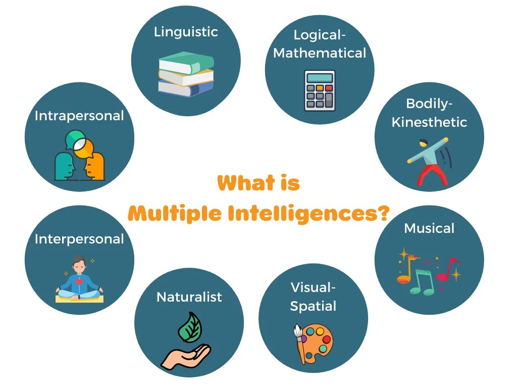 What is multiple intelligences