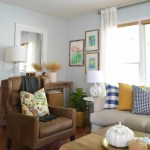 Living Room Decorating Ideas For Fall Balancing Home
