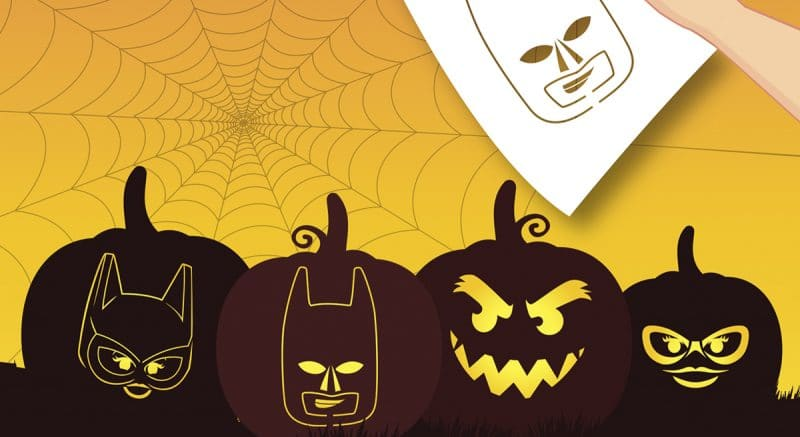 Pumpkin Carving Stencils of Your Kid\u0027s Favorite Cartoon