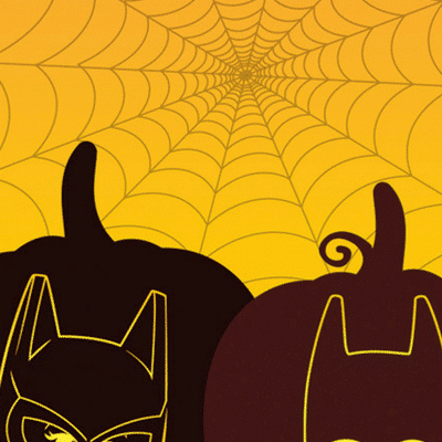 Pumpkin Carving Stencils of Your Kid's Favorite Cartoon Characters