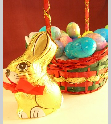 What To Put In The Easter Basket