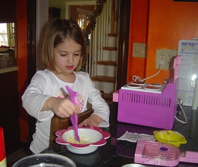 Are Cooking and Baking Just for Girls?