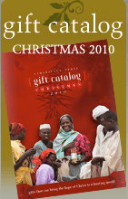Balancing Motherhood's Gift Guide 2010: Samaritan's Purse