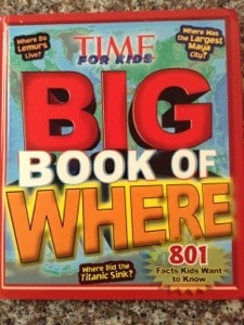 'Big Book of Where' Answers Kid's Questions