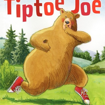 Tiptoe Joe Great New Children's Book