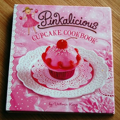 Pinkalicious Cupcake Cookbook Debut is Delicious