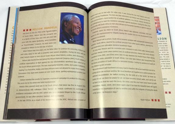 Nelson Mandela children's book