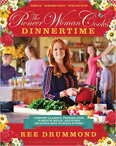 The Pioneer Woman Dinnertime