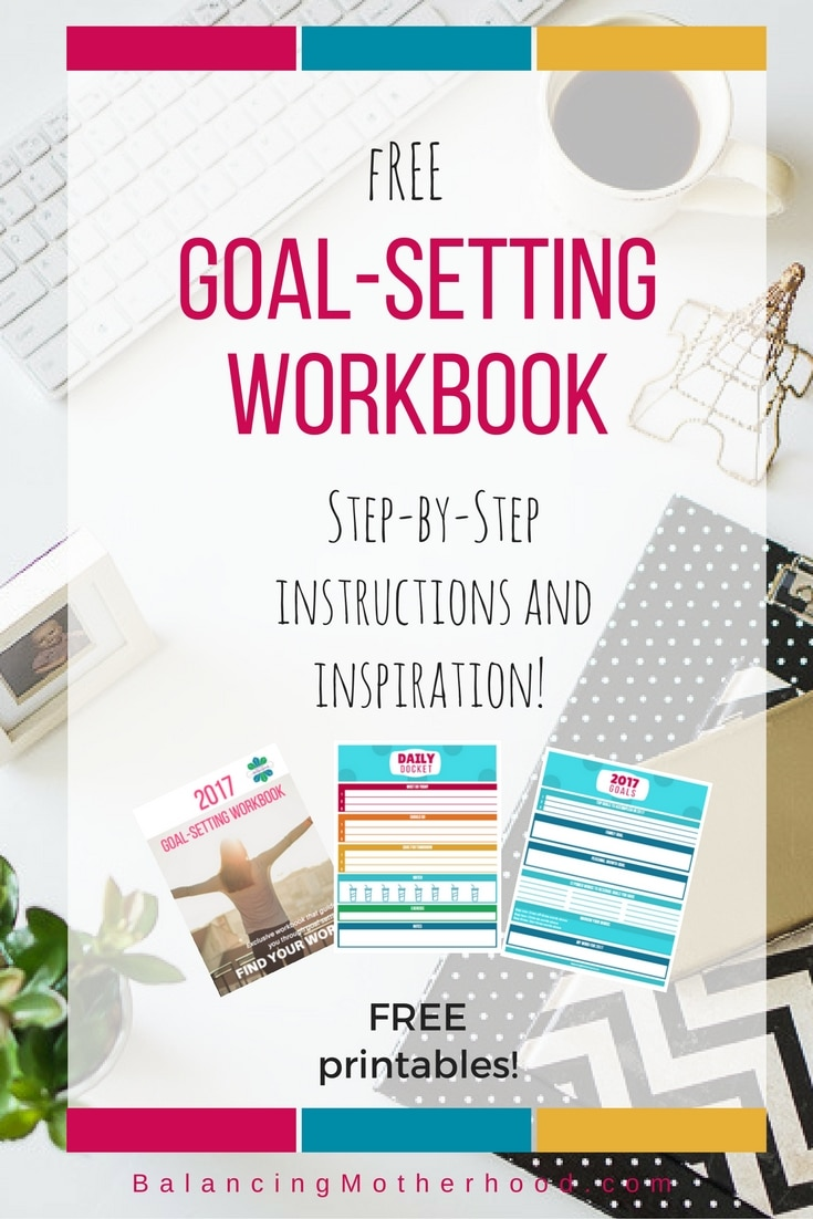 goal-setting workbook