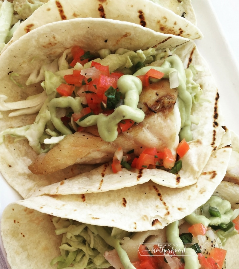grouper taco