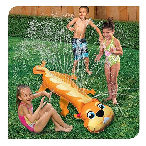 chipmunk water toy