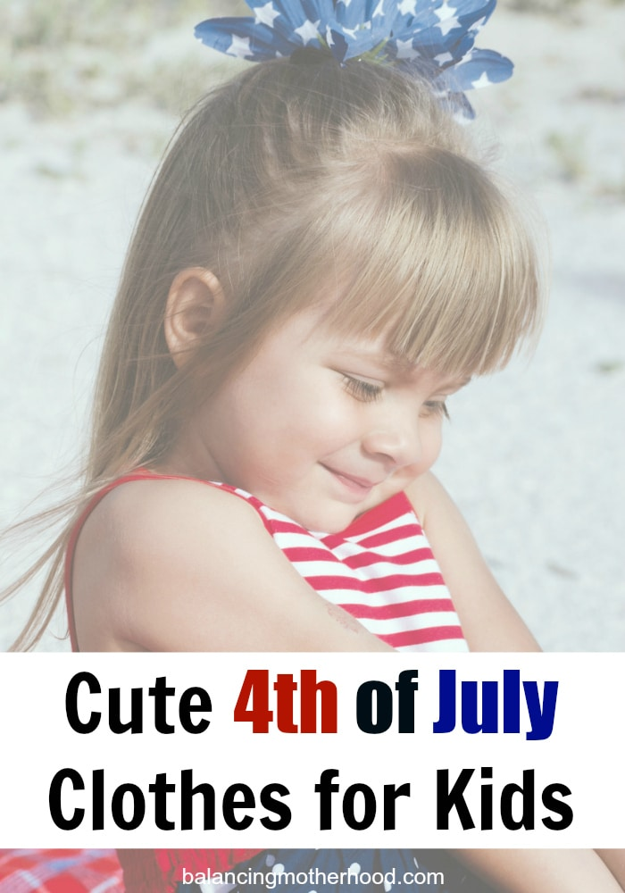 cute fourth of July clothes