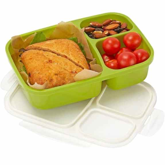 leakproof lunchbox with sections