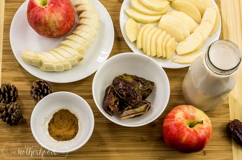 Paleo_Apple_Pie_Smoothie_Ingredients
